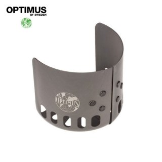 OPTIMUS(オプティマス) クリップオン ウィンドシールド 超軽量アルミ製の風よけウインドシールド