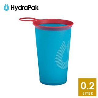 Hydrapak(ハイドラパック) ハイドラパック スピードカップ 200ml 2個セット レースカップ(200ml)
