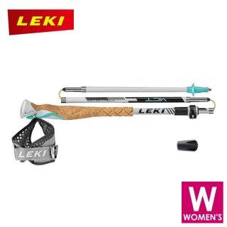 LEKI(レキ) MCT12 バリオ カーボン レディ 登山、トレイルラン、ノルディックウォーキング兼用モデルモール
