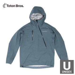 Teton Bros ティートンブロス Breath Jacket 2.0 メンズ・レディース ハーフジップ フーディージャケット