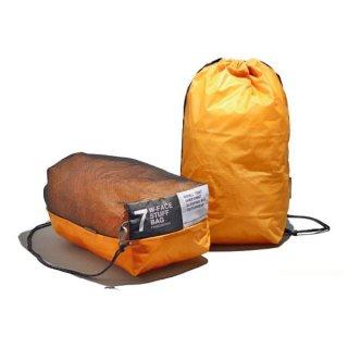 PaaGo WORKS パーゴワークス W-FACE STUFF BAG 7 日常から非日常まで365日使えるスタッフバッグ(7L)