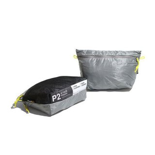 PaaGo WORKS パーゴワークス W-FACE POUCH 2 日常から非日常まで365日使えるスタッフバッグ・ポーチ(2L)