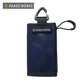 PaaGo WORKS パーゴワークス TRAIL BANK-S 究極のコンパクトさを追求したコンパクトな財布
