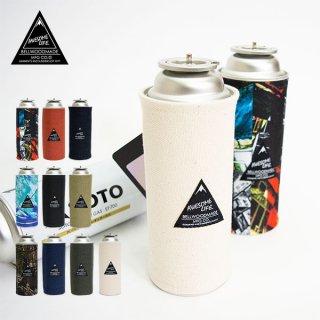AWESOME LIFE GasCostom CB 一般的なカセットボンベのガス缶(CB缶)対応のガスカバー