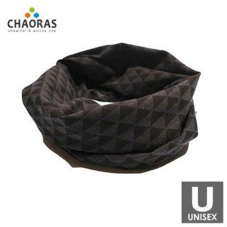 CHAORAS(チャオラス) スポーツてぬぐい スヌード うろこ 吸水速乾でコンパクトなスヌード