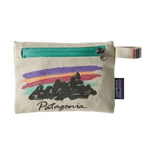patagonia パタゴニア スモール・ジッパード・ポーチ 財布の大きさのポーチ