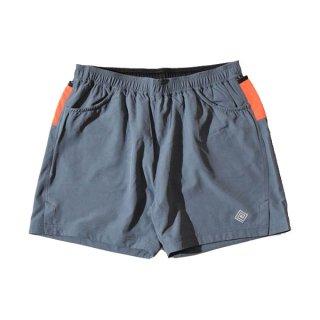 ELDORESO(エルドレッソ) Bikila Shorts(Gray) メンズ・レディース ランニングショーツ