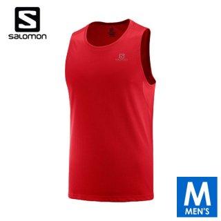 SALOMON(サロモン) AGILE TANK M メンズ タンクトップ・ノースリーブシャツ