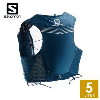 SALOMON(サロモン) ADV SKIN 5 SET メンズ・レディース ザック・バックパック・リュック(5L)