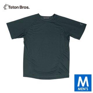 Teton Bros ティートンブロス PPP S/S メンズ ドライ半袖Tシャツ