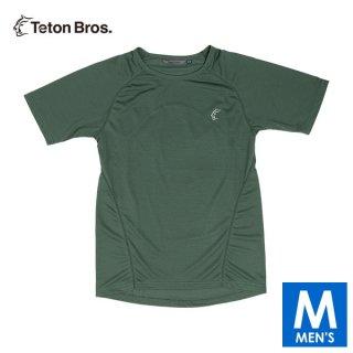 Teton Bros ティートンブロス ELV1000 S/S Tee メンズ ドライ半袖Tシャツ