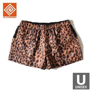 ELDORESO(エルドレッソ) Egorova Dagger Shorts(Leopard) メンズ・レディース ランニングショーツ