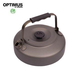 OPTIMUS(オプティマス) ケトル 軽量で「テラHE] にも収納できるケトル