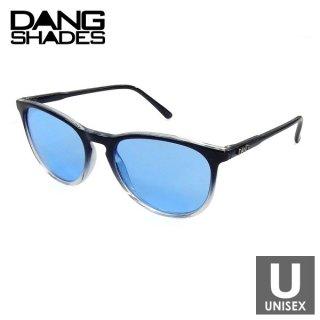 DANG SHADES(ダン・シェイディーズ) FENTON Navy gradation Gloss × Blue スポーツサングラス