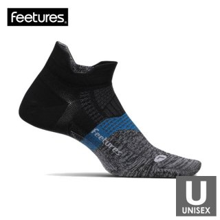 Feetures(フィーチャーズ) ELITE ULTRA LIGHT NO SHOW TAB ランニング ショートソックス