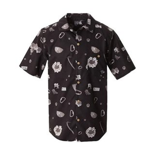 MOUNTAIN HARD WEAR マウンテンハードウェア Climb Aloha Short Sleeve Shirt