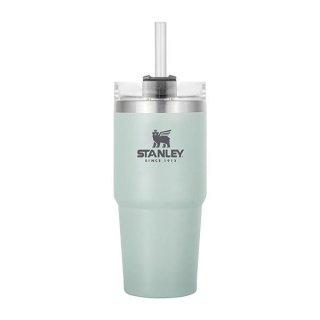 STANLEY(スタンレー) 真空スリムクエンチャー 0.47L ストロー付きの真空タンブラー
