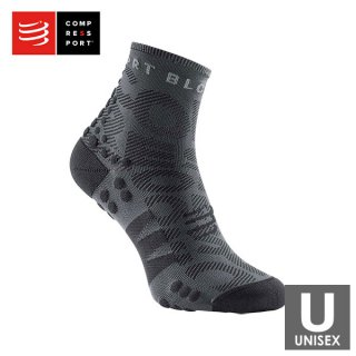 ★COMPRESSPORT(コンプレスポーツ) Pro Racing Socks v3.0 Run High - Black Edition 2020 メンズ・レディ