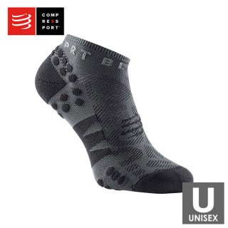 ★COMPRESSPORT(コンプレスポーツ) Pro Racing Socks v3.0 Run Low - Black Edition 2020 メンズ・レディー