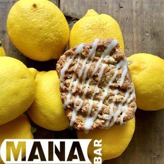 MANABAR(マナバー) グルテンフリー エナジーバー ダブルレモン味 アクティビティーのエネルギー補給食