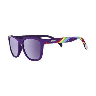goodr(グダー) Limited Edition LGBTQ+AF メンズ・レディース スポーツサングラス