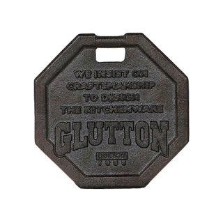 OCTAGON TRIVET オクタゴン トリベット 古くから行なわれている鋳物の技法で作られたラウンド型トリベット