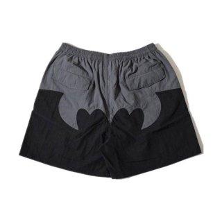 ELDORESO(エルドレッソ) Bat Shorts(Black) メンズ・レディース ランニングショーツ