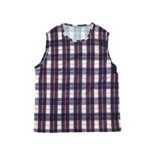 MMA マウンテンマーシャルアーツ MMA Print Pocket Sleeve-less メンズ・レディース ドライノースリーブシャツ