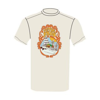 Teton Bros ティートンブロス TB DEEEEP POWDER TEE (MEN) メンズ 半袖Tシャツ