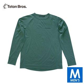 Teton Bros ティートンブロス VAPOR L/S メンズ 長袖シャツ ベースレイヤー