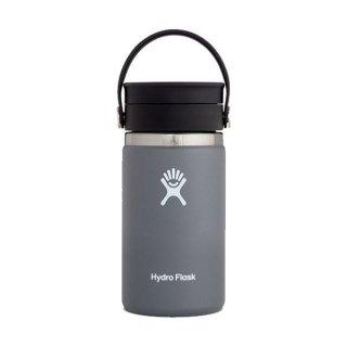 Hydro Flask(ハイドロフラスク) 12 oz Flex Sip Wide Mouth COFFEE 真空断熱構造ステンレスボトル(354ml)