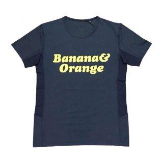 MMA マウンテンマーシャルアーツ Banana&Orange Dry Tee メンズ・レディース 半袖Tシャツ