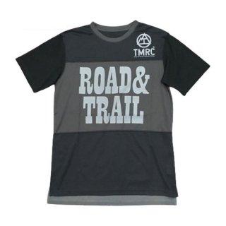 MMA マウンテンマーシャルアーツ TMRC R&T Panel Mesh Tee メンズ・レディース 半袖Tシャツ