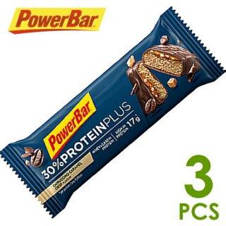 【PowerBar】パワーバー 30%プロテインプラス カップチーノキャラメルクリスプ 3本