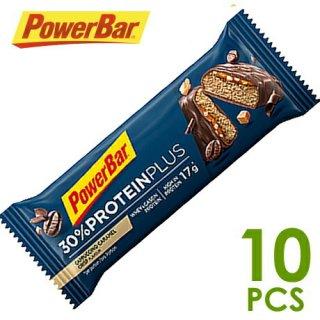 【PowerBar】パワーバー 30%プロテインプラス カップチーノキャラメルクリスプ 10本
