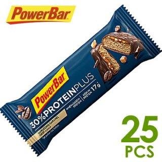 【PowerBar】パワーバー 30%プロテインプラス カップチーノキャラメルクリスプ 25本