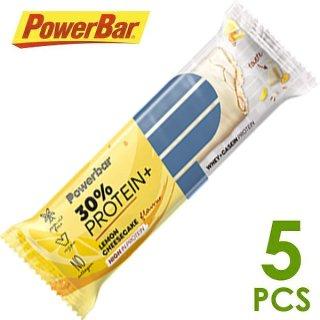 【PowerBar】パワーバー 30%プロテインプラス レモンチーズケーキ 5本