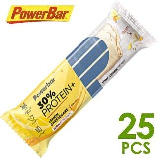 【PowerBar】パワーバー 30%プロテインプラス レモンチーズケーキ 25本