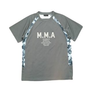 MMA マウンテンマーシャルアーツ MMA Alpen Camo Side Pocket Tee メンズ・レディース 半袖Tシャツ