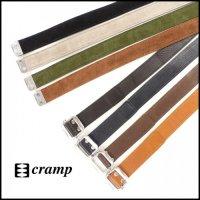 Cramp(クランプ)<br>Aluminum GI Belt(リバーシブルGIベルト)