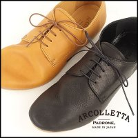 ARCOLLETTA PADRONE(アルコレッタパドローネ)<br>DERBY DANCE SHOES(ダンスシューズ)
