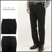 CURLY(カーリー)<br>TRACK TROUSERS(トラックトラウザー)