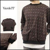Varde77(バルデセブンティセブン)<br>SOLITUDE LONG VELOUR TOPS(ベロアトップス)