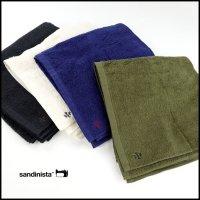 SANDINISTA(サンディニスタ)<br>Daily Imabari Bath Towel(今治バスタオル)
