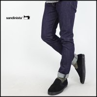 SANDINISTA(サンディニスタ)<br>B.C. Denim Pants - Skinny(スキニーデニムパンツ)