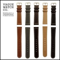 VAGUE WATCH CO.(ヴァーグウォッチカンパニー)<br>LEATHER BELT(レザーベルト)