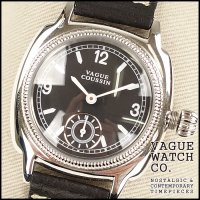 VAGUE WATCH CO.(ヴァーグウォッチカンパニー)<br>COUSSIN(クッション)