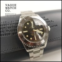 VAGUE WATCH CO.(ヴァーグウォッチカンパニー)<br>GRY FAD(グレーフェイド)