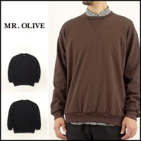 MR.OLIVE(ミスターオリーブ)<br>BIG SILHOUTTEE L/S T-SHIRT(ビッグシルエットロングスリーブT)