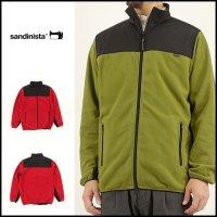 SANDINISTA(サンディニスタ)<br>Microfleece Inner Jacket(マイクロフリースインナージャケット)